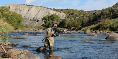 Fly fishing world series, Colorado